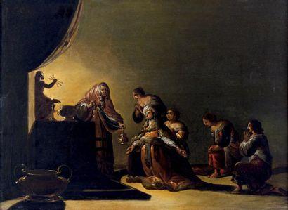 Attribué à Daniel THIEVAERT (1613 - 1657)