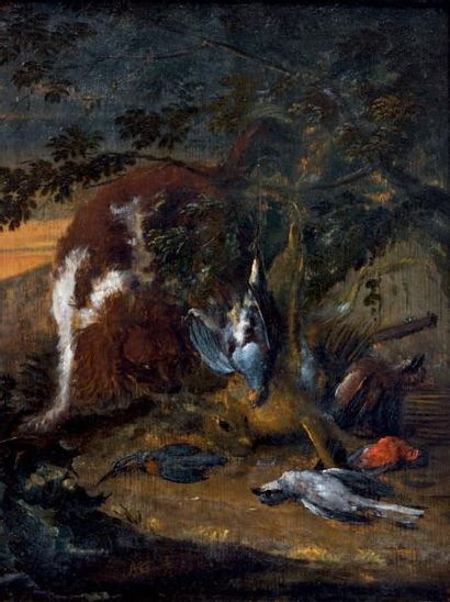 Adriaen de GRIEF (Anvers 1670 - Bruxelles 1715)