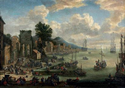 Peter CASTEELS II (Anvers, 1684 - Richmond, 1749)