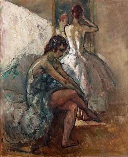 Marcel COSSON (1878 - 1956)