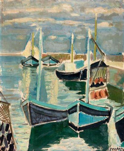 Nicolas ISAIEV (1891-1977)