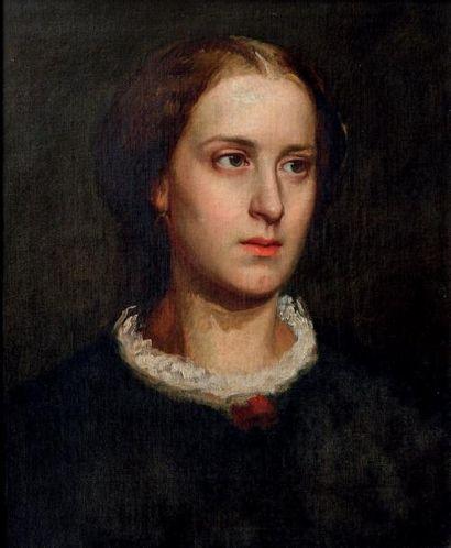 Attribué à Gustave RICARD (1823-1873)
