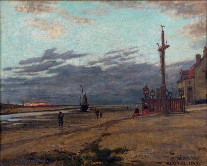 Charles DESAVARY (1837-1885)