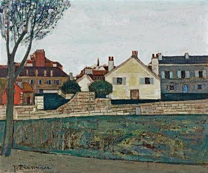 Joseph PRESSMANE (1904-1967)