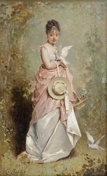 CHARLES CHAPLIN (1825-1891)