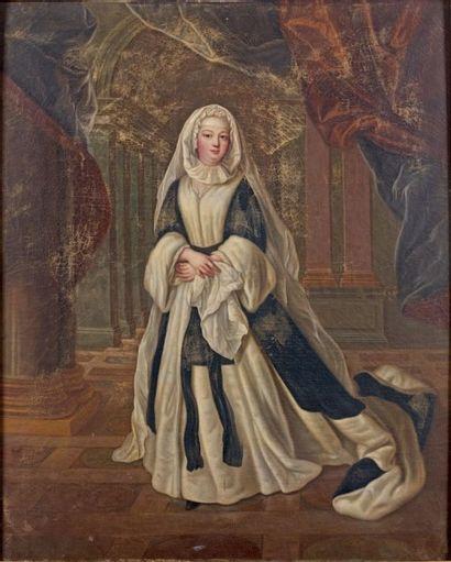 École FRANÇAISE du XVIIIe siècle, suiveur de Pierre GOBERT