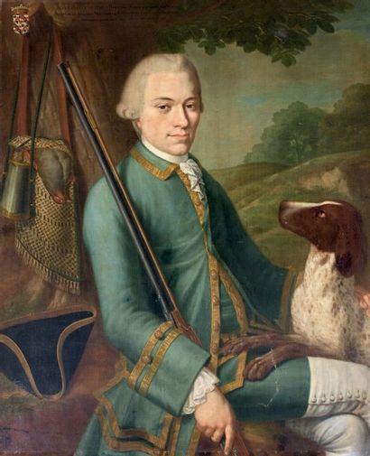 Attribué à Martin Ferdinand QUADAL (1736-1808)