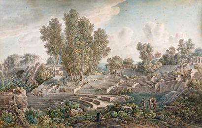 École ITALIENNE du début du XIXe siècle