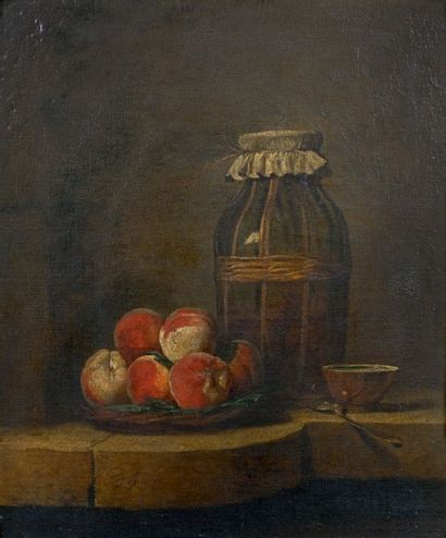 Jean Siméon CHARDIN (Paris 1699-1779)