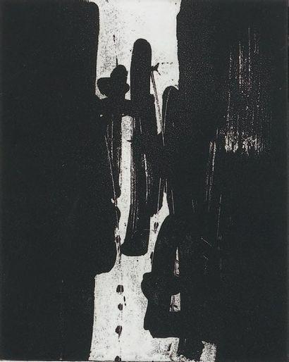 Sans titre. 1966. Eau-forte. 295 x 238. M....