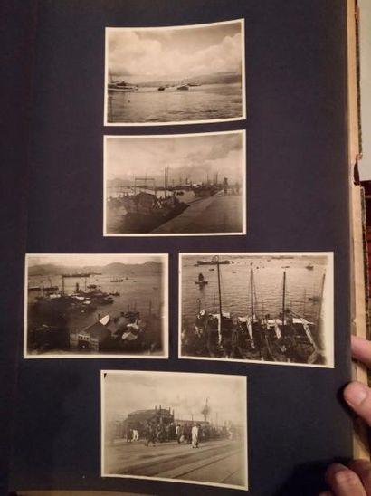 Ensemble de photos et cartes postales anciennes:...