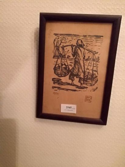 MARCEL BERNANOSE (1884-1952)