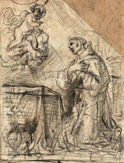 Attribué à Cornelis SCHUT III (c.1629 - 1685)