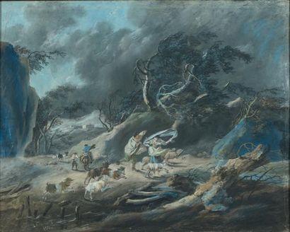 Jean PILLEMENT (Lyon, 1728-1808)