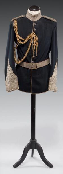 Tunique de Major du Yorkshire Dragoons Yeomanry...