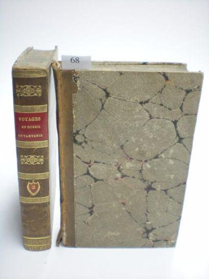 Edward Daniel CLARKE Voyages en Russie, en Tartarie et en Turquie. Paris, Fantin,...