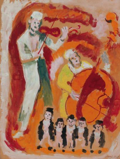 MANÉ-KATZ (1894-1962) (dans le goût de)