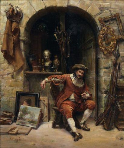 Joseph Noël SYLVESTRE (1847-1926)