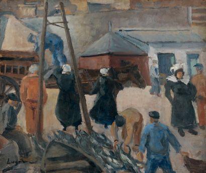 Celso LAGAR (1891-1966) (dans le goût de)