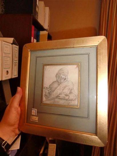 Saint et sa croix Petit dessin (accidents)...