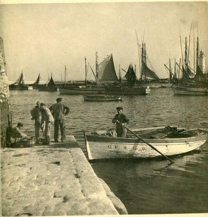 Photographe non identifié. Guilvinec, 1937....