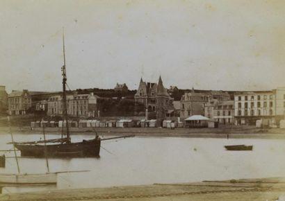 Photographe non identifié. Portrieux (Saint-Quay-Portrieux),...