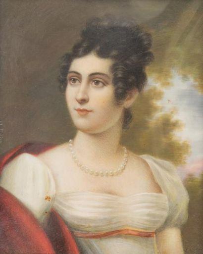 Louis Marie AUTISSIER (Vannes 1772-Bruxelles 1830)