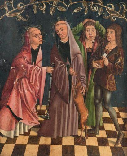 ÉCOLE ALLEMANDE du XVIe siècle