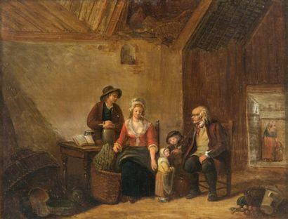 Marie Marc Antoine BILCOCQ (Paris 1755-1838)
