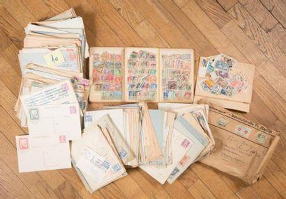 1 boîte : Courrier moderne Année 1950