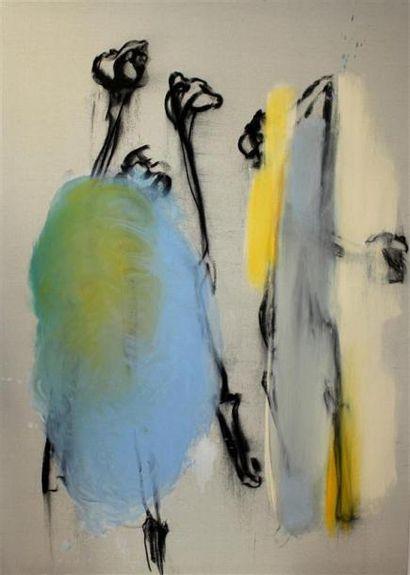 Catherine VIOLLET (1955) Grands pistils,...