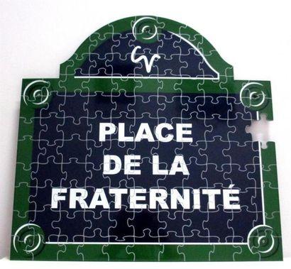 Christophe VERDON Place de la fraternité...