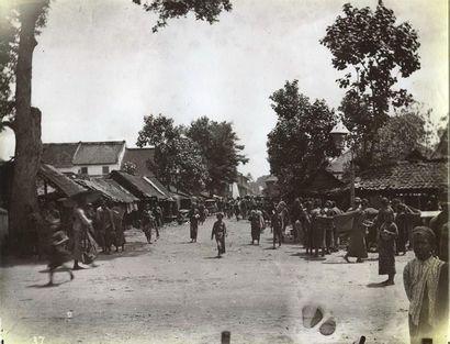 Kassian CEPHAS (1845-1912) et autres. Java,...