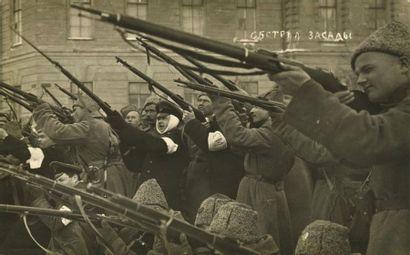 Iakov STEINBERG (1880-1942). Russie, Gardes...