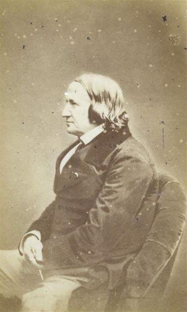 NADAR [Félix Tournachon, dit] (1820-1910)....