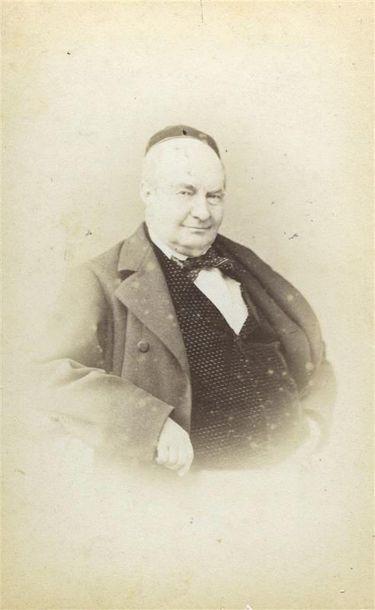 Pierre-Louis PIERSON (1822-1913). Portrait...