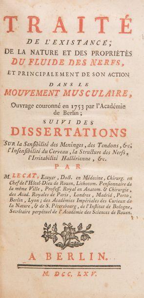 Claude-Nicolas LE CAT.