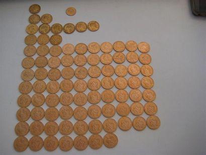 FRANCE 10 francs or, coq, 1910 20 francs...