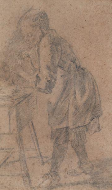 B. van der BOSCH (actif au XVIIe)