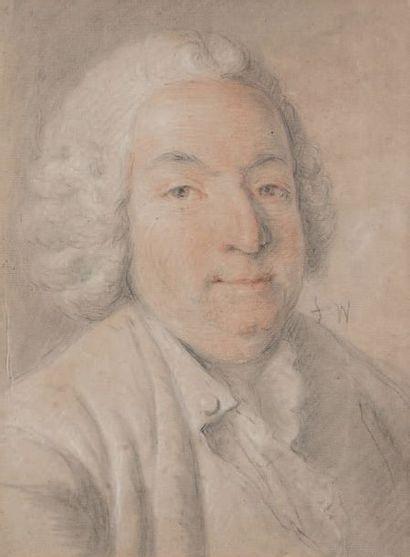 Attribué à Thomas WORLIDGE (Peterborough 1700 - Londres 1766)
