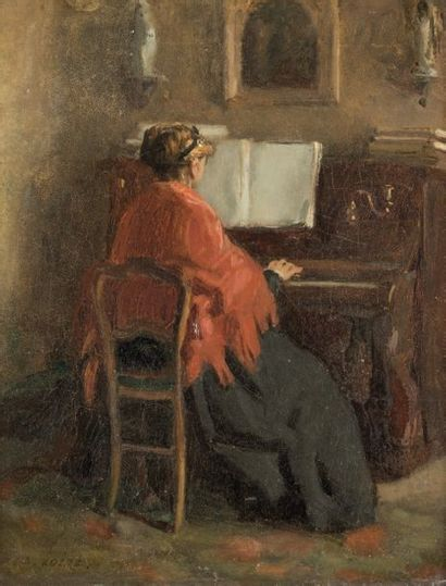Léon Henri Antoine LOIRE (Paris 1821-1898)