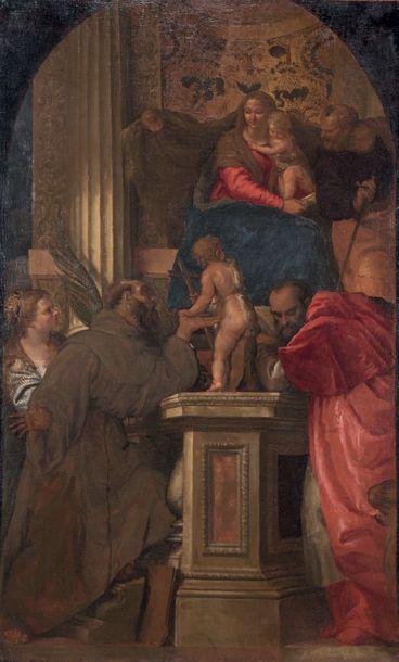 VERONESE - Paolo Caliari, dit Véronèse (1528-1588) (D'après)