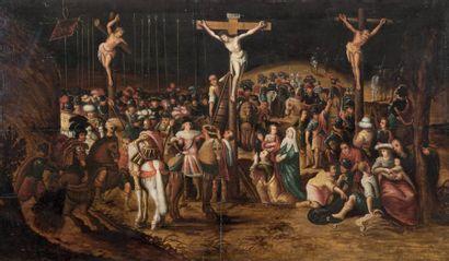 CAULLERY Louis de Caullery (1579/1581 - Anvers 1624)