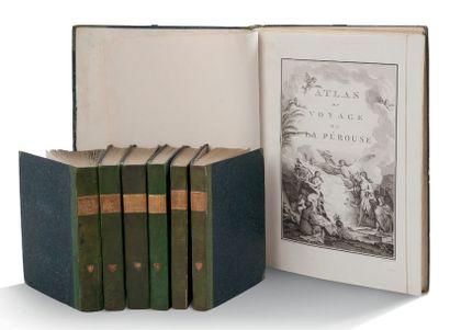 LA PÉROUSE JEAN FRANÇOIS DE GALAUP DE (1741-1788).