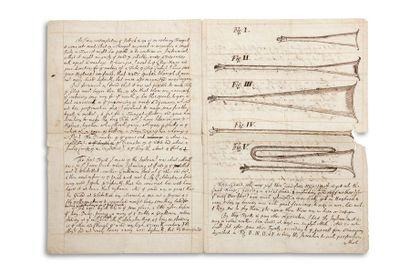 MORLAND SAMUEL (1625-1695). Diplomate anglais et inventeur.