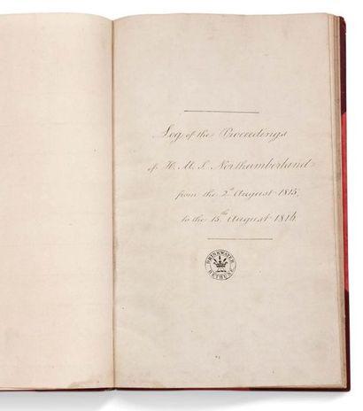 [NAPOLÉON IER (1769-1821)].