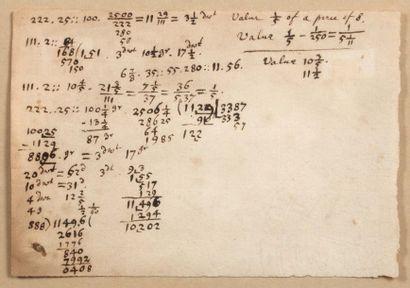 NEWTON ISAAC (1642-1727)