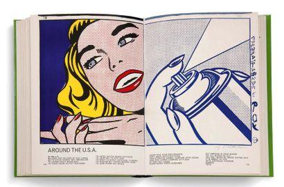 [POP ART]. [TING, WALASSE (1929-2010). Poète et artiste sino-américain]. [FRANCIS, SAM (Éditeur)].