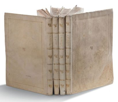 SANSON NICOLAS I (1600-1667). Géographe et cartographe [avec SANSON NICOLAS II (1626-1648) son fi ls].