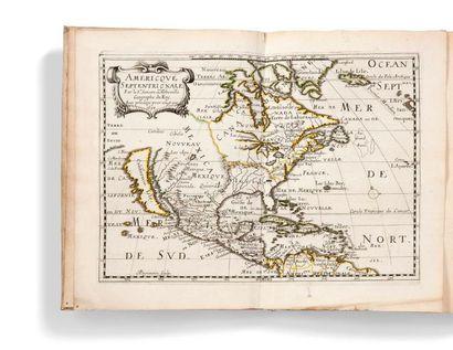 SANSON NICOLAS I (1600-1667). Géographe et cartographe [avec SANSON NICOLAS II (1626-1648)...